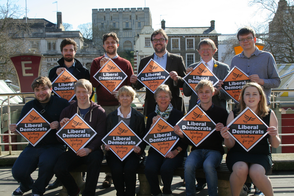 Norwich 2016 local elections launch