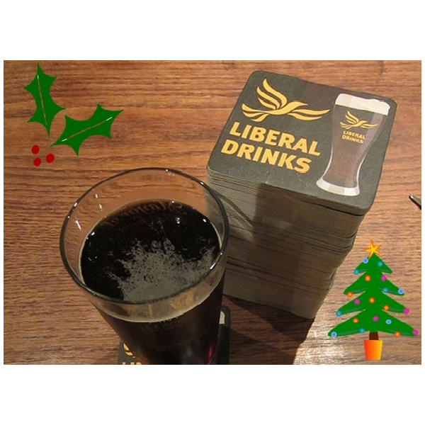 Liberal Christmas Drinks