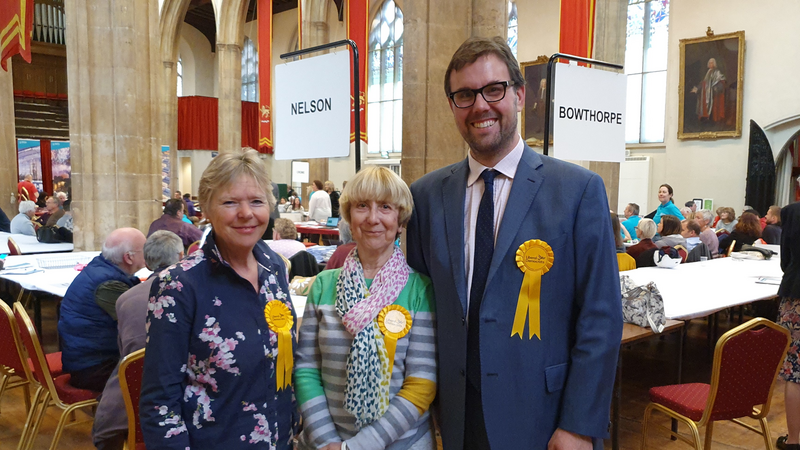 2019 Lib Dem Norwich City Group