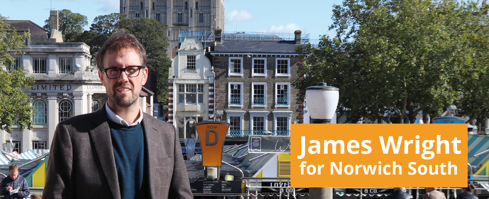 James Wright for Norwich South